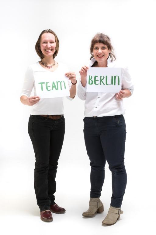 Das Team Berlin von OrdnungsService.com