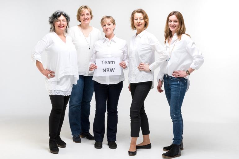 Das Team NRW von OrdnungsService.com