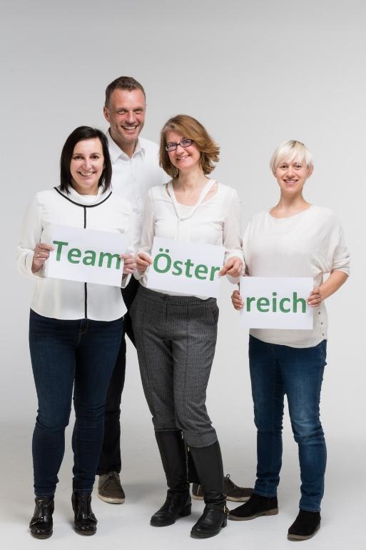 Das Team Österreich von OrdnungsService.com