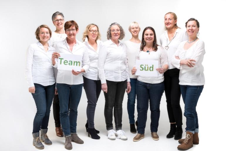 Team Süd von OrdnungsService.com