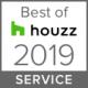 Best of Houzz 2019 für das Ordnungscoach Team vom Ordnungsservice