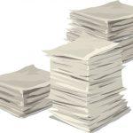 Papierstapel - So gelingt die Eindämmung der Papierflut