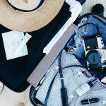 Warum man mit Ordnung seine Koffer schneller packt