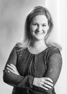 Sarah Amtsberg ist Ihr Ordnungscoach im Ordnungsservice Bielefeld und Umgebung