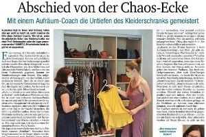 Der Sonntag - Presseartikel Katharina Pfeil